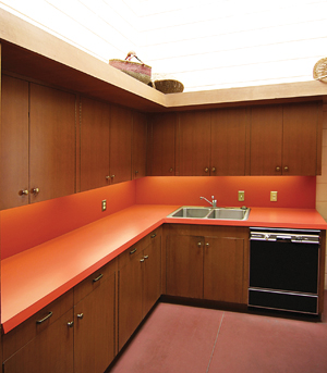 Kitchen Countertops Through The Lens Of Time