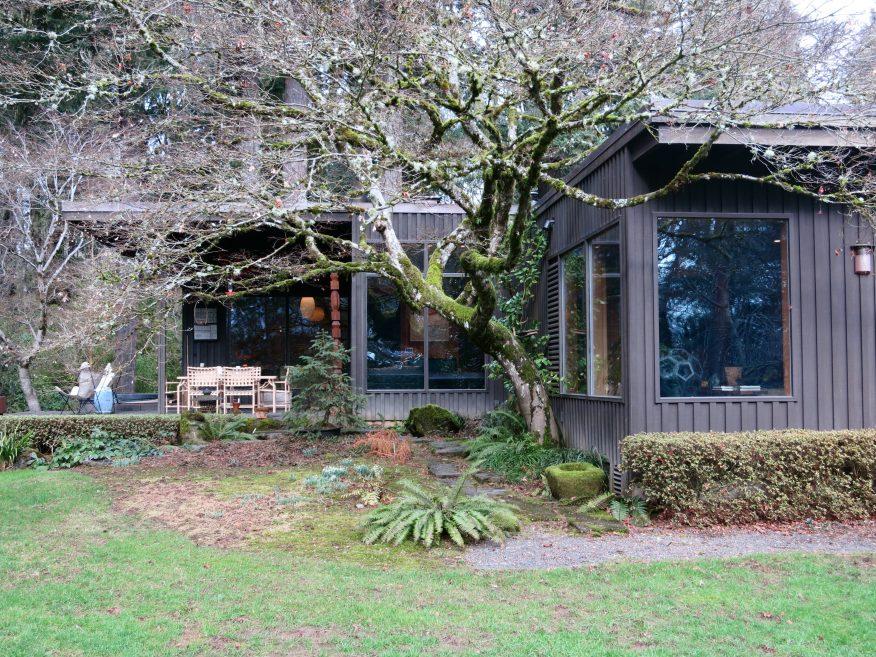 Mid-Century Modern In Portland Belluschi design