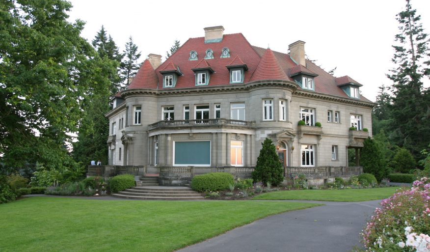 Portland's Pittock Mansion