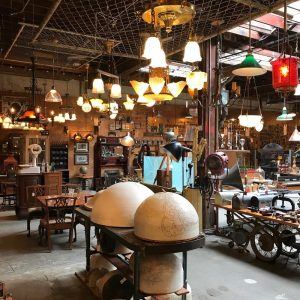 salvage shopping old portland hardware and architechtural