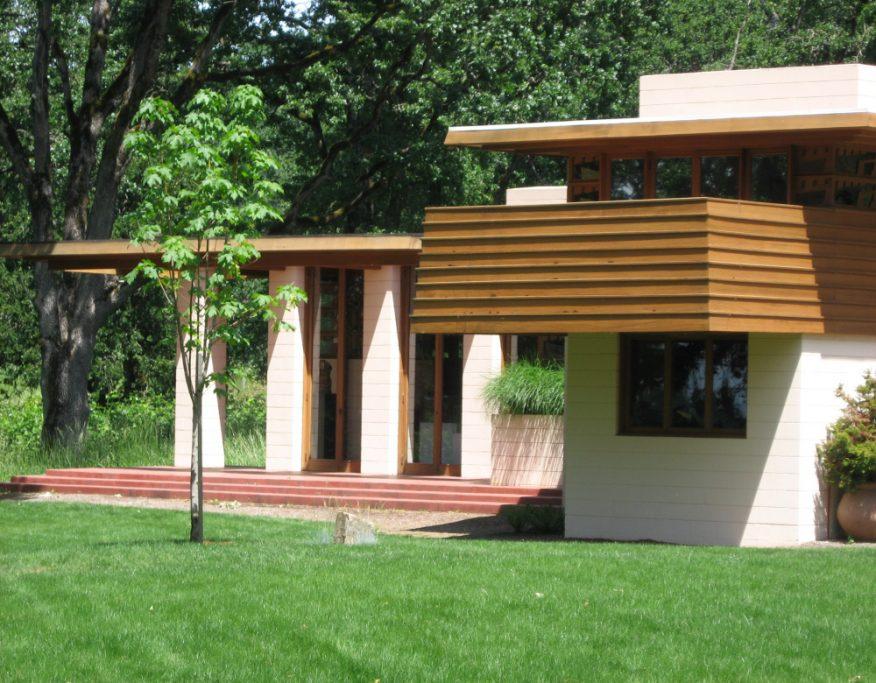 Gordon House Silverton Oregon