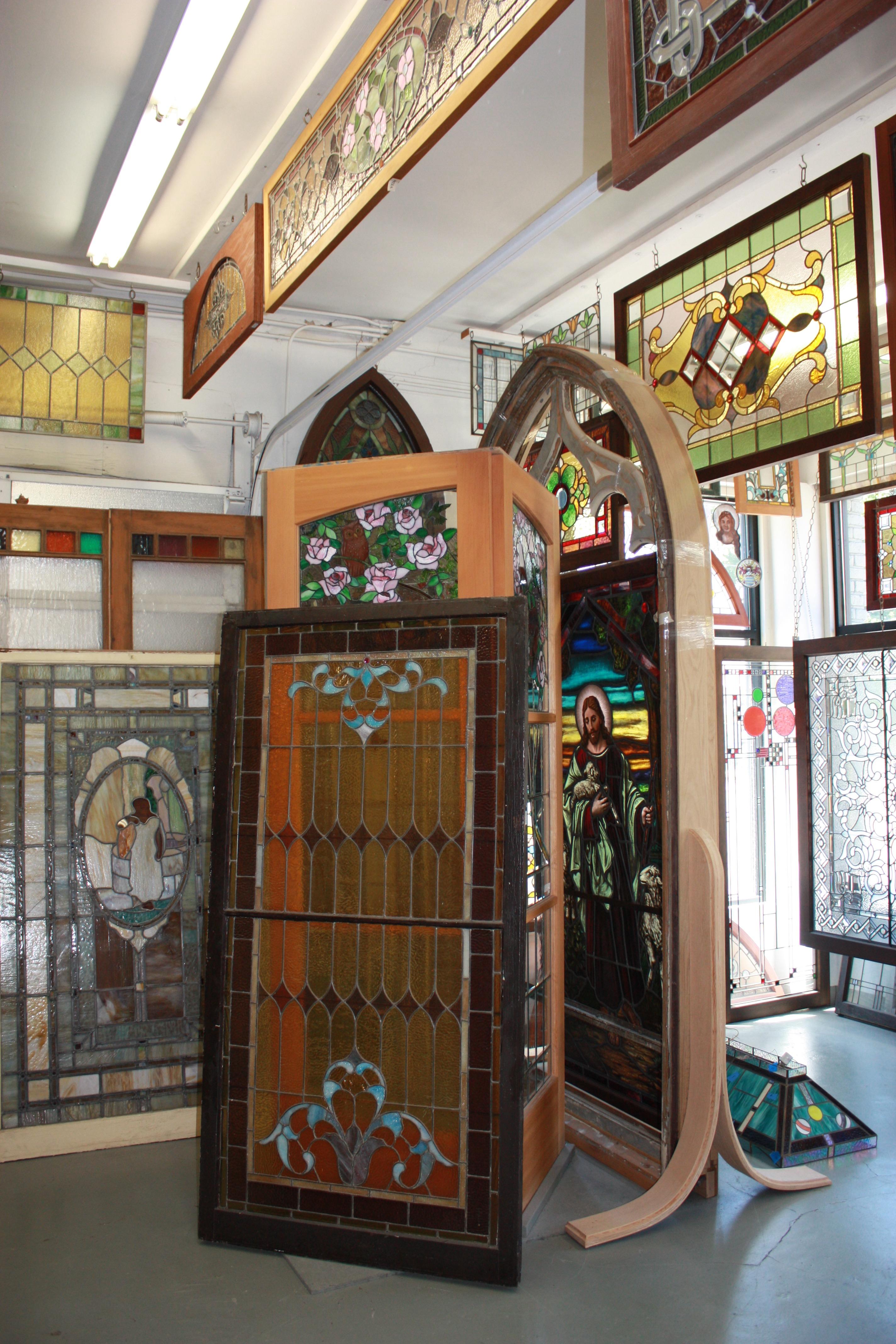 Preservation Artisans Guild Member Feature: David Schlicker   Stained Glass Artisan