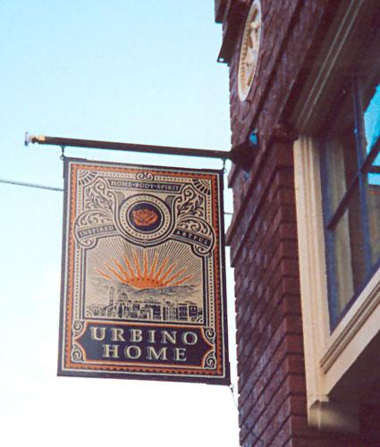urbino_projecting