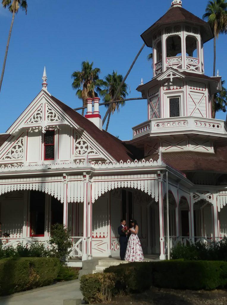 Victorian Homes in Pasadena | The Lucky Baldwin Estate