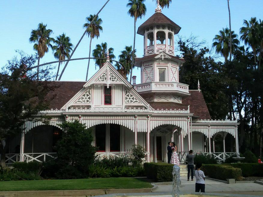 Lucky Baldwin Estate Pasadena