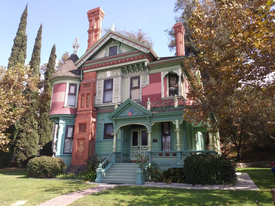 Victorian Homes in California | Heritage Square