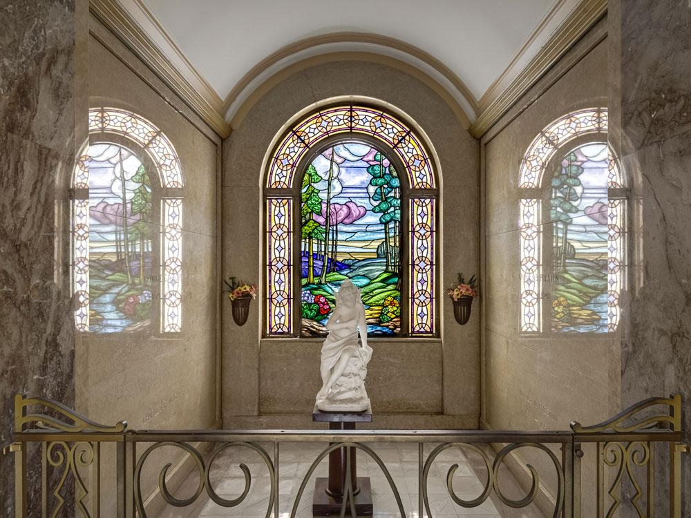 Facts about Portland's Historic Mausoleum