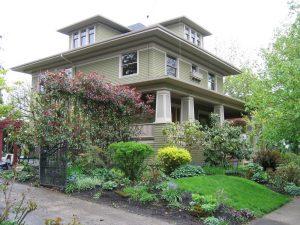 Portland oregon four square home