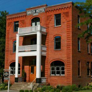 The Historic Balch Hotel